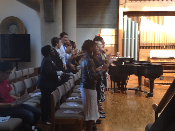 CELEBRATE: CEBA/BSA Anniversary Worship Service - 9.29.13