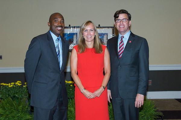 Emory College Distinguished Alumni Awards - 9.28.13 - Cox Hall