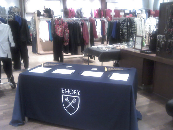 Alumnae and Women of Emory Fashion Night Out - 10.21.12