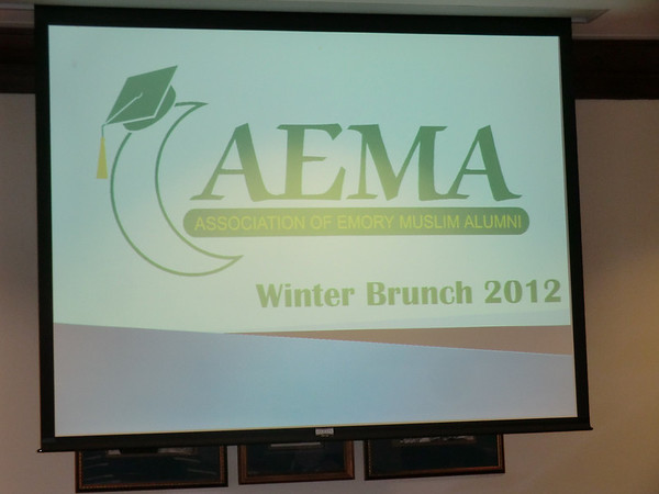 AEMA Winter Brunch - 2.19.12