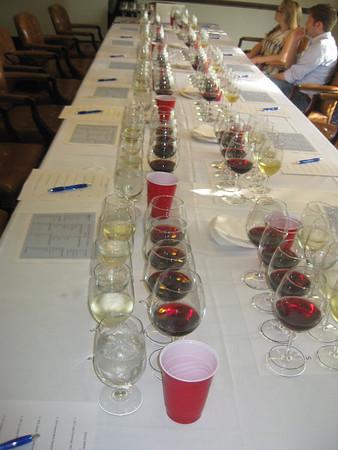 AYA Wine Tasting 4.30.13