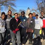 CEBA ATL MLK Day Service Project 1.19.15