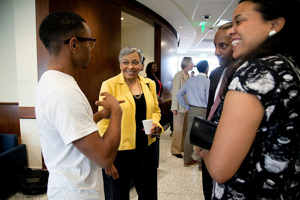 CEBA H. E. Holmes Hall Dedication 9.7.12