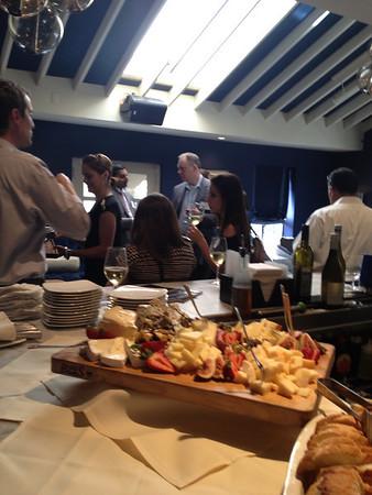 Dallas Reception with Dean Nair 7.10.13