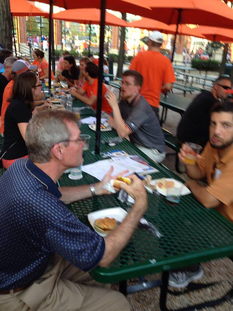 9.4.14 Baltimore Orioles Game & Picnic
