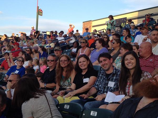 Greenville Baseball Outing 06.22.13