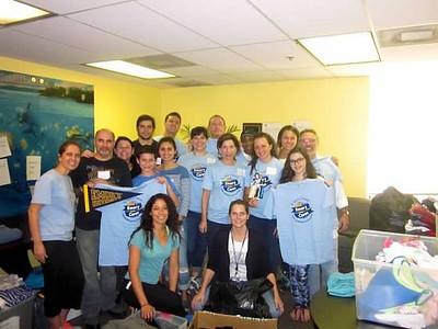 Miami Emory Cares Day 11.2.2013