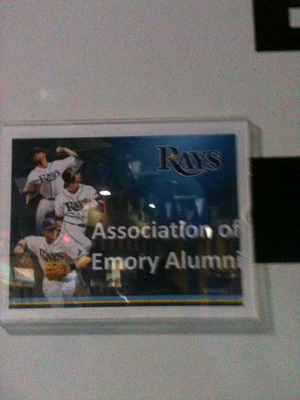 Tampa Bay Rays Game 5.19.12
