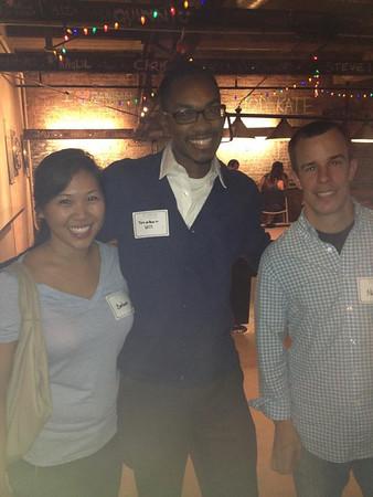 Emory Alumni at UNC Mixer 9.12.13