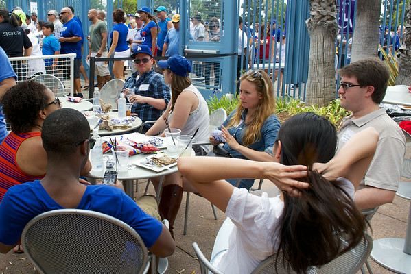 LA Dodgers 8.4.2014