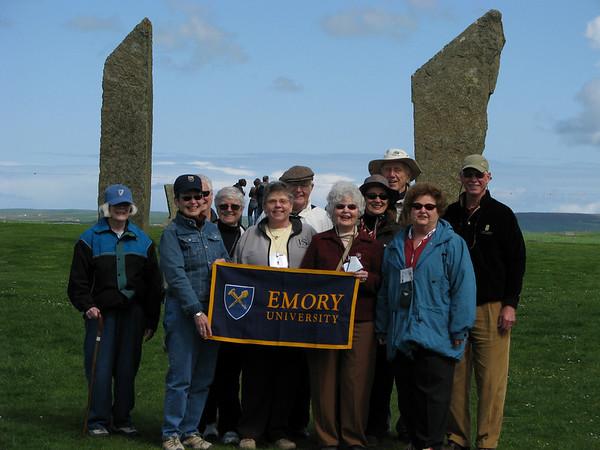 2008 Emory Travel Program