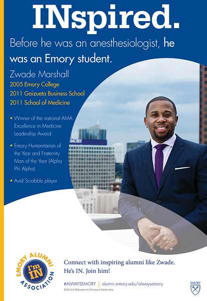 I'm IN Alumni Awareness Campaign