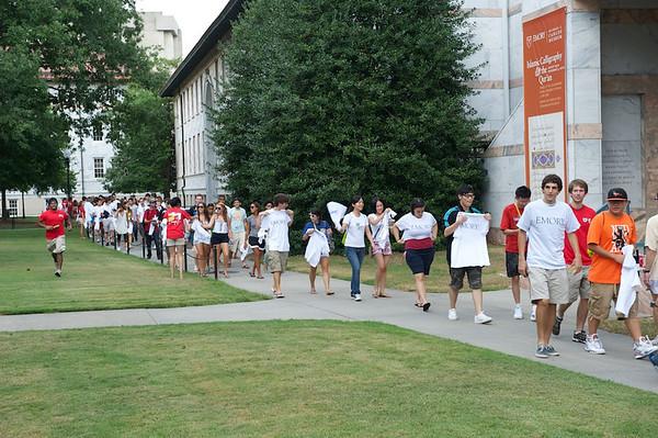 Emory Campus Activities